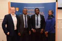 Chartered Banker MBA Gala Dinner Autumn 2016