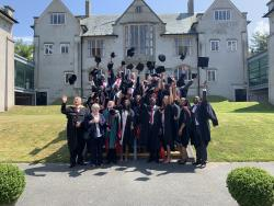 Chartered Banker MBA: Graduation July 2019
