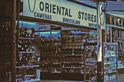 Gubay's Oriental Stores, Llandudno.