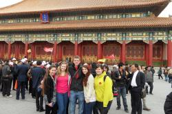 In the Forbidden City, Beijing