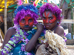 Vanuatuans live in one of the world's most diverse linguistic environments: WHL Travel, CC BY-NC
