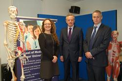 Bangor Medical Sciences new agreement with Graduate Medicine at Cardiff