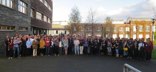 Delegates and participants at this year's Venom Day.