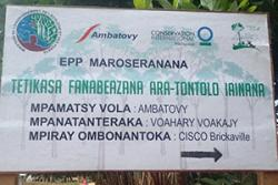The Ambatovy biodiversity offset project has funded development activities and local infrastructure such as this school in Maroseranana commune.