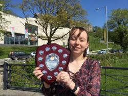 Catherine Rhian Suddaby - Peer Guide of the Year