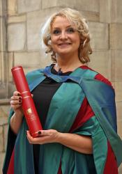 Dr Clair Doloriert receives Fellowship: In recognition of teaching excellence