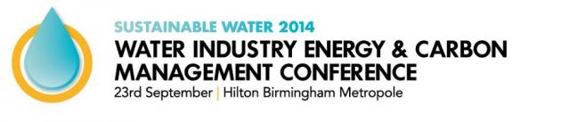 Attending the Water Industry Energy and Carbon Management Conference in Birmingham