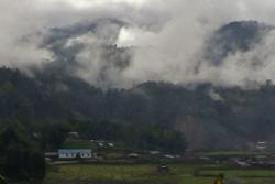 A view of the valley in Arunachal Pradesh that hosted the expedition.: Photo credit: Anita Malhotra
