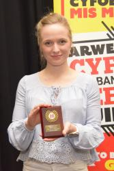 Jessica Lee Hughes from Pwllheli received the Most Effective Peer Guide Award.