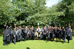 Chartered Banker MBA Graduation 2017