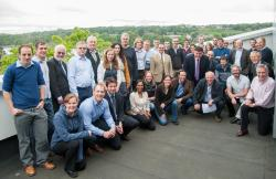 Attendees from the successful Tidal Lagoon workshop at Bangor University, 17-18 May 2016