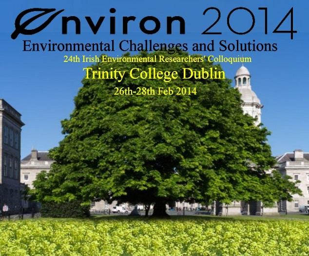 ENVIRON 2014 Conference, Dublin