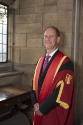 Former Bangor Business School student Eric Hepburn CBE has been awarded an Honorary Fellowship by the University.