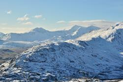 Snowdon Horseshoe: Stuart Madden via Flickr