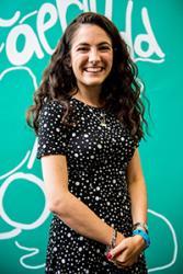 Francesca Sciarrillo: Llun: facebook.com/eisteddfodurdd