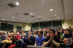 Lecture Hall © Ben Allen