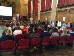 The School of Social Sciences held a Research Day earlier this month