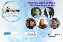 On Thursday 5 September, Illuminate, one of Britain's most exciting concert series, will be lighting up Bangor University.