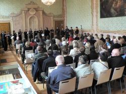 Ensemble Versus at Rajhard Abbey, 6 April 2014