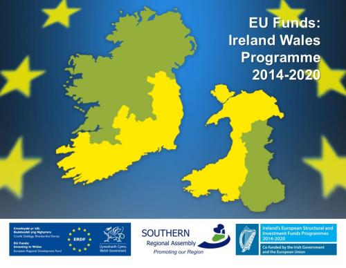 Ireland-Wales Cooperation Launch Event