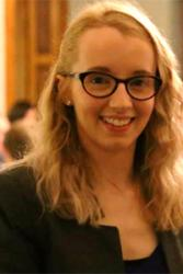 Jessica Fletcher, who will be presenting at the Soapbox Science event.