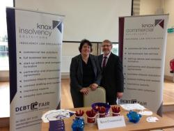 Knox Insolvency Ltd at the 2014 Fair