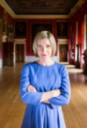 Lucy Worsley's lecture invites us to look at what we think we know about Queen Victoria, exploring the life, the palaces, and the rich colourful age of this woman who ruled a quarter of the globe.: Credit: Historic Royal Palaces, Bloomsbury, Ben Turner