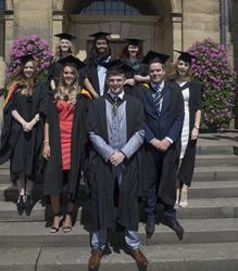 12 Medical Sciences Graduates Make History – Graduation ...