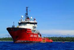 Patrol vessel Grampian Frontier