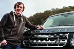 Peter S Dream Internship At Jaguar Land Rover News And Events