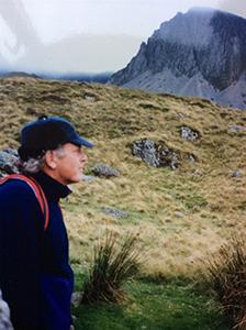 Professor Mike Yates