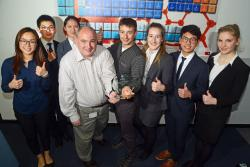 The winning team from Ruthin High School will be joining other UK schools for the finals which are to be held at Bangor University in June this year.