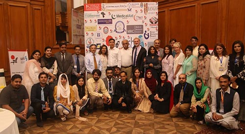 Pakistan Institute of Living and Learning (PILL) organized SASHI launch event - July 2018, Lahore, Karachi
