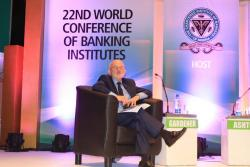 The World Conference of Banking Institutes 2017: Professor Ted Gardener