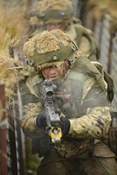 The Army and other Armed Forces have not become 'softer' in their approach to training.
