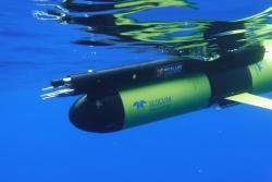 An underwater turbulance glider.: Copyright: Rockland Scientific