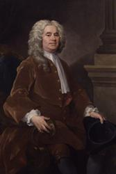 William Jones: William Jones by William Hogarth oil on canvas, 1740 NPG 5734 © National Portrait Gallery, CC