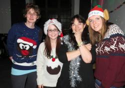 Novelty jumpers out in force