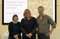 Directors of Colclough Centre with Dr Sam Rayner