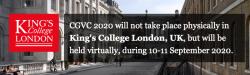 Cynhadledd Computer Graphics and Visual Computing (CGVC) 2020