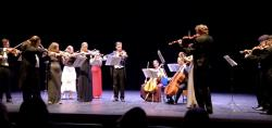 The European Union Chamber Orchestra perform The Dancer and the Marvellous Mind