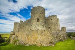 Along with Caernarfon Castle, Conwy Castle and Beaumaris Castle, this monument has been part of the Castles and Town Walls of Edward 1 World Heritage Site since 1986.