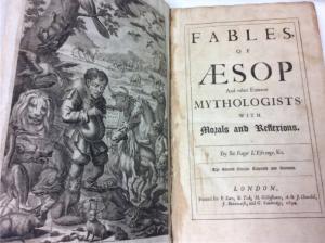 Image 1: General Rare Book Large   PN981 .L4 1694