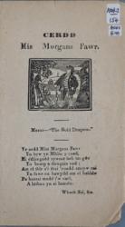 Image 3: Rare Books Cerddi Bangor 2/154
