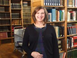 Shan Robinson, Special Collections Co-ordinator