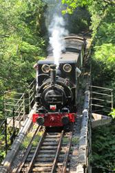 Wales' steam trains have become popular tourist attractions.